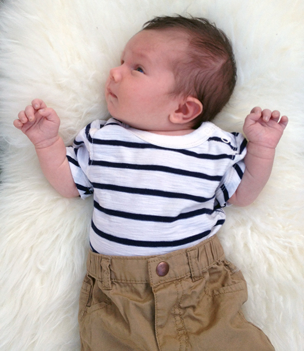 What Ollie Wore: via My Corner View